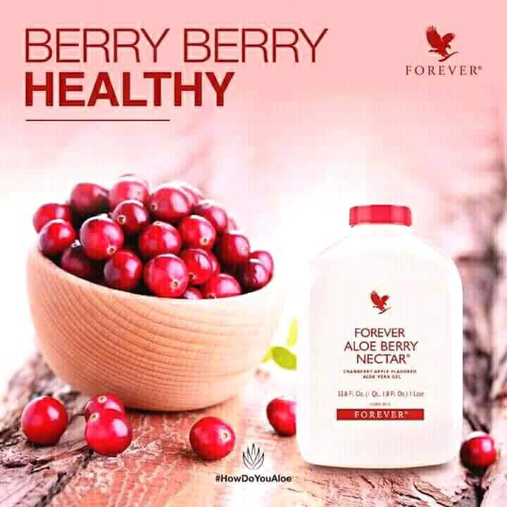 Benefits of Apple, Cranberry & Aloe Vera Juice