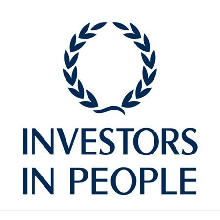 Investors in People Award from the Investors in People organisation,