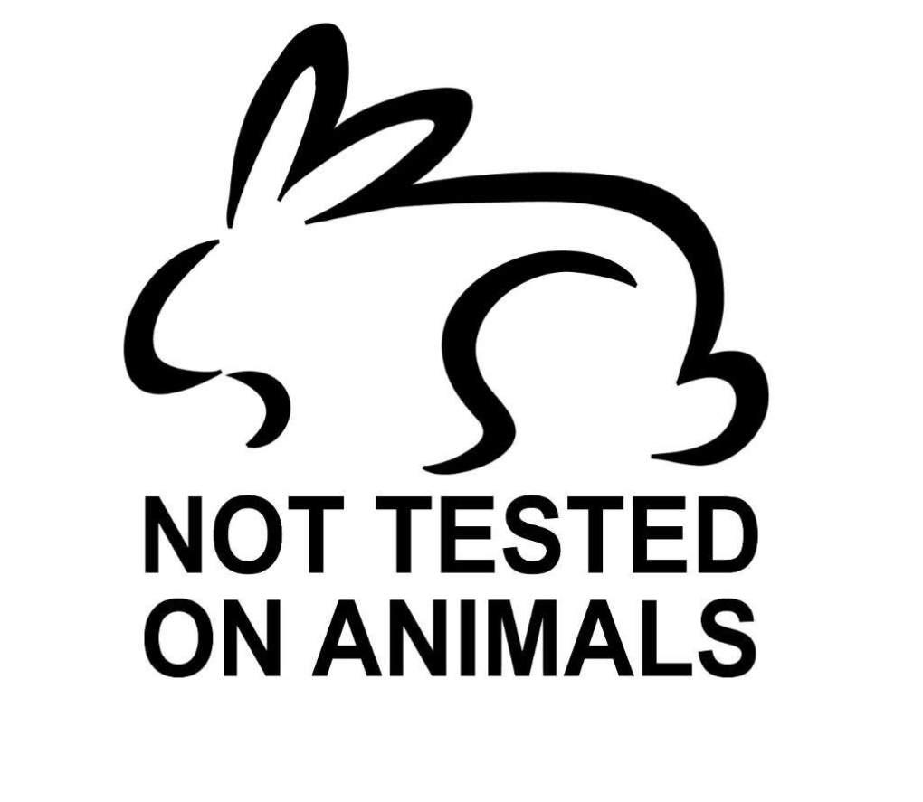 No testing on animals