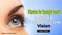 Vitamins for Eyesight Health & Vision | Restore & Protect Your Eyes
