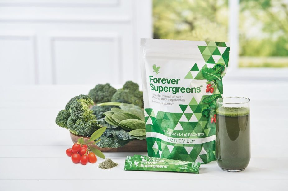 The Nutritional Benefits of Forever Supergreens