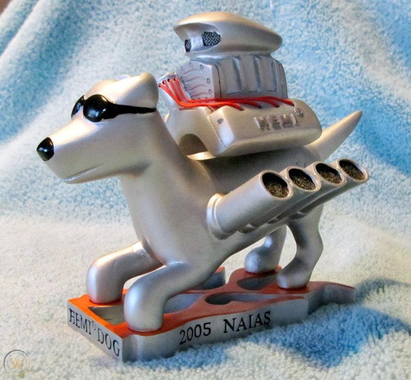'Hemi Dog' adult collectible bobble-head