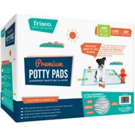 Save an Extra 30% off your first Frisco Potty Product!
