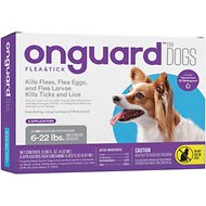 Save an Extra 50% off First Onguard Flea & Tick Treatment!