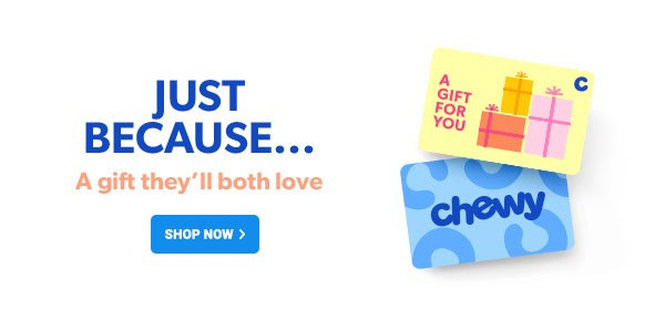 New Chewy eGift Card