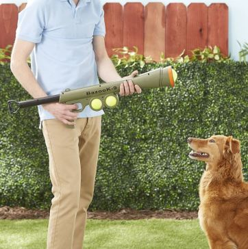 BazooK-9 Dog Ball Launcher Toy