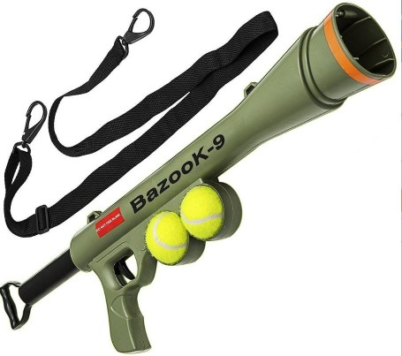Intense Dog Ball Launcher Toy