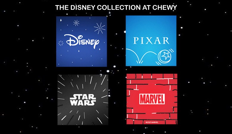 Review Of The Priceless Disney Collection At Chewy For Pets
