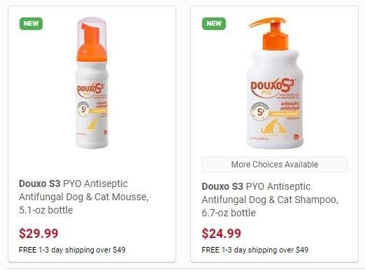 Antiseptic Antifungal Dog & Cat Mousse