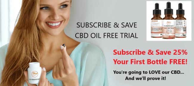 CBD health benefits of Amberwing CBD Oil