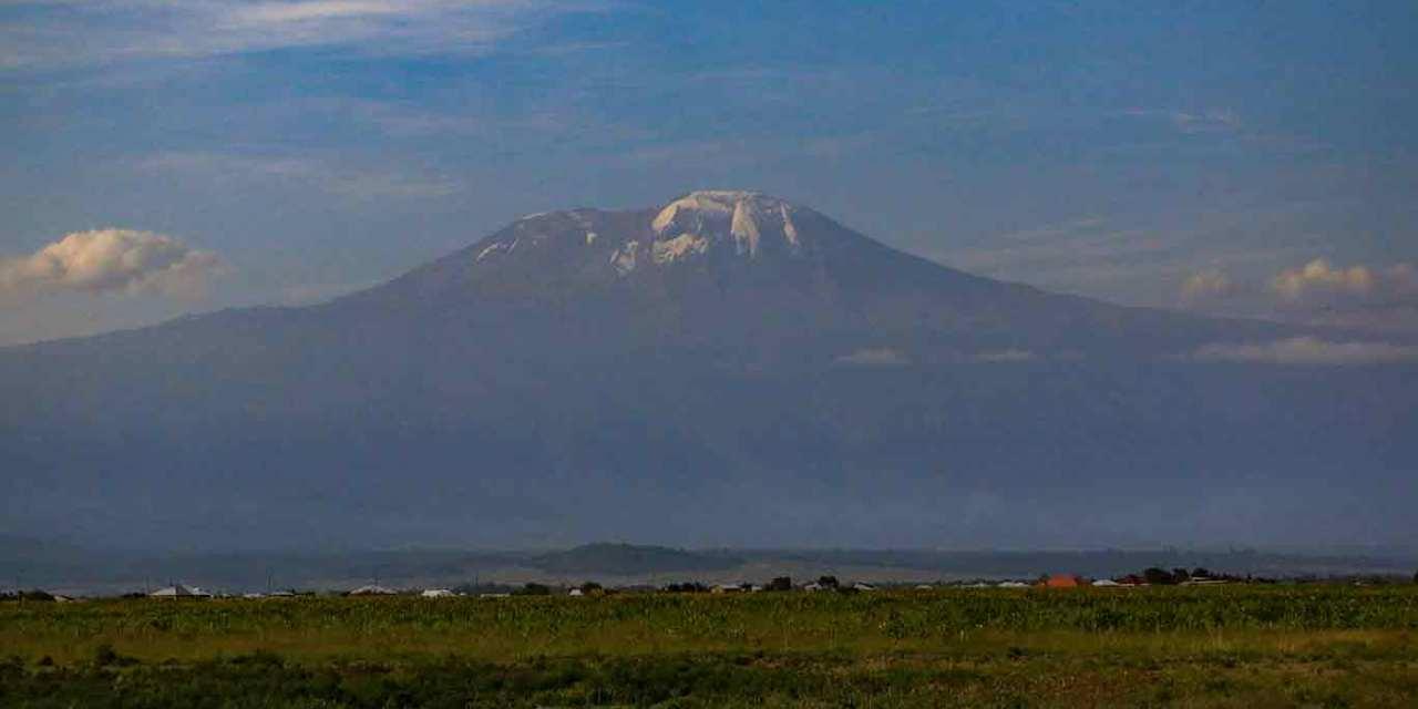 Climbing Mount Kilimanjaro, Mount Kilimanjaro