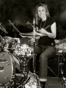Lisa Lambert ~ Drums & Vocals