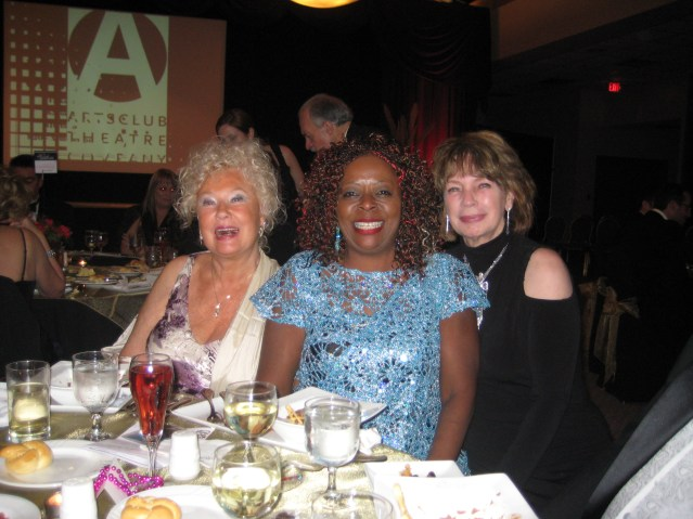 Marlene Dixon, Voni & Sibel Thrasher