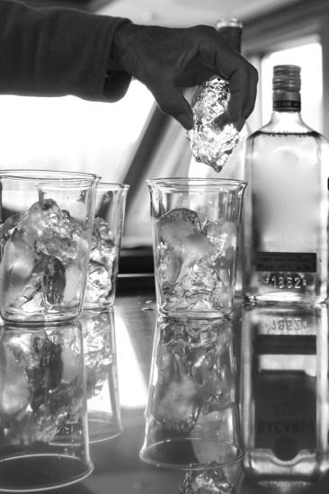 Iceberg Cocktails