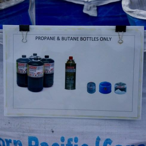 Propane & Butane