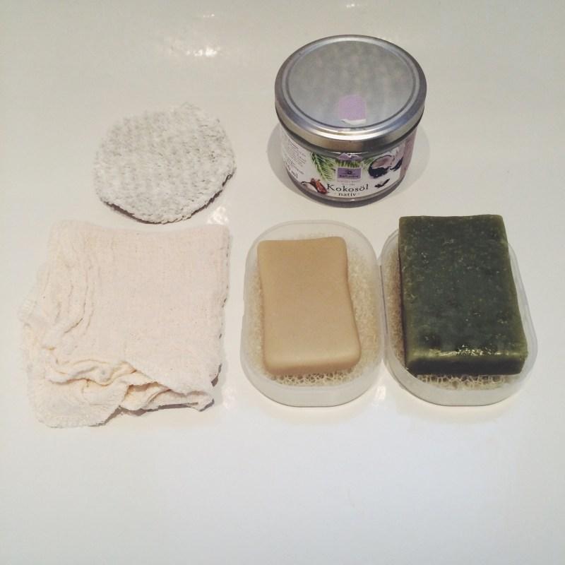 natürliche Pflege für Haare und Gesicht