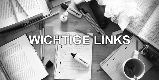 Wichtige Links