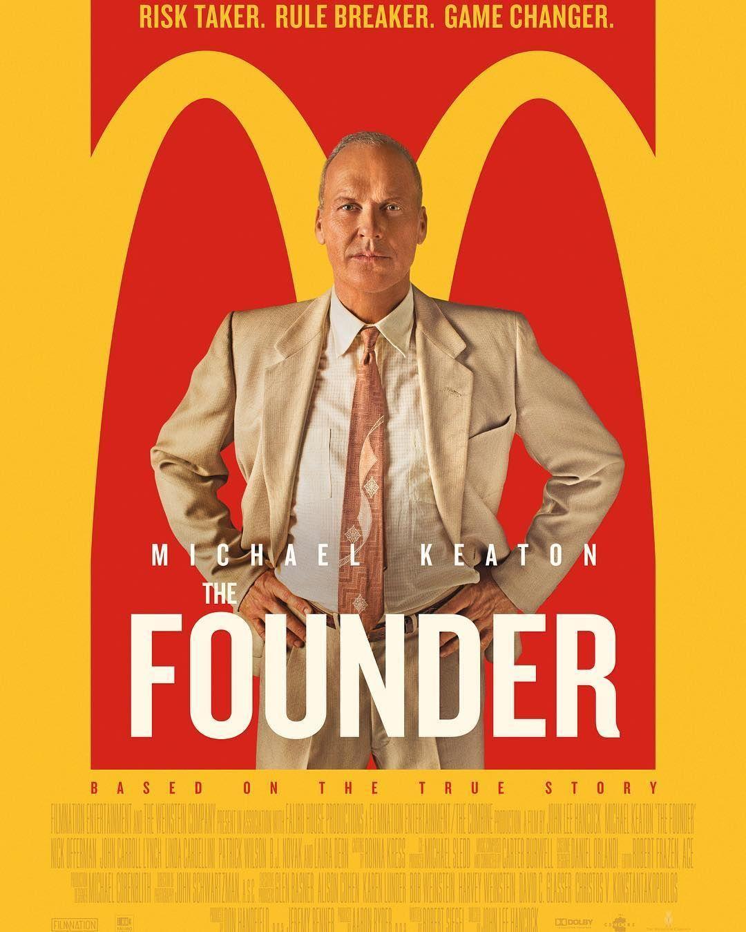 Sinopsis The Founder, Film Tentang Pendiri McDonald's