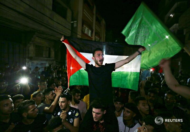Israel Hamas Umumkan Gencatan Senjata