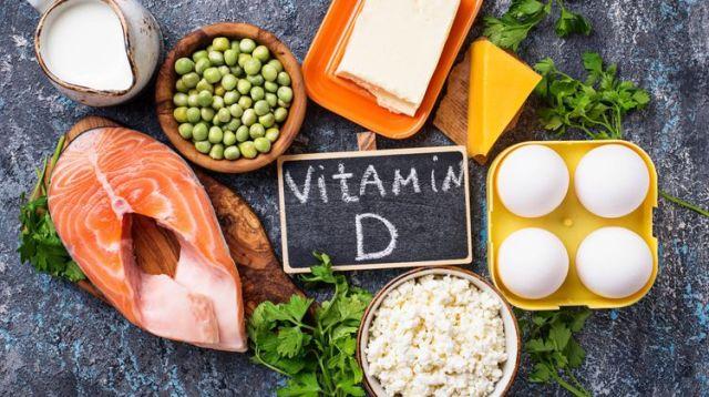 Makanan yang mengandung Vitamin D