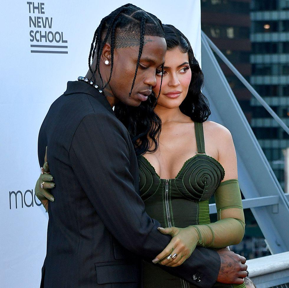 Kylie Jenner dan Travis Scott