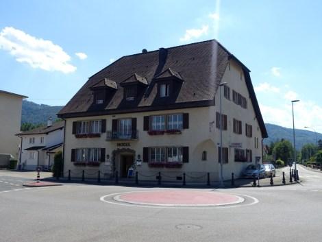 Hôtel-Restaurant de la Croix-Blanche