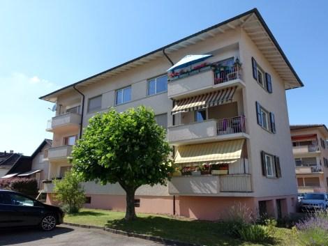 Appartement de 3 pièces dans un quartier calme à Delémont
