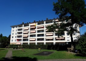 Appartement rénové de 5 pièces au centre de Delémont