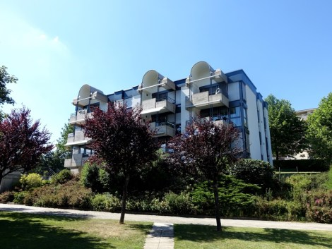 Appartement de 2 pièces sur les hauteurs de la ville de Delémont