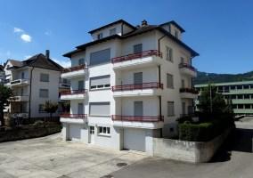 Appartement de 3.5 pièces avec cheminée à Delémont