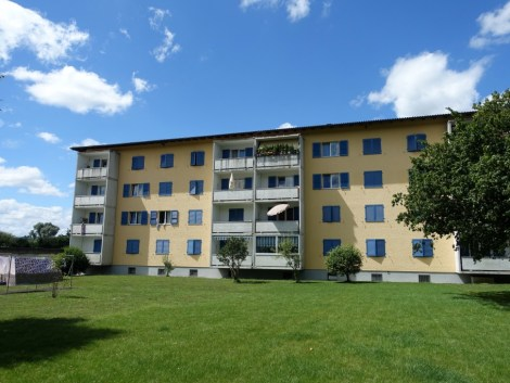 Appartement de 3 pièces au 2ème étage