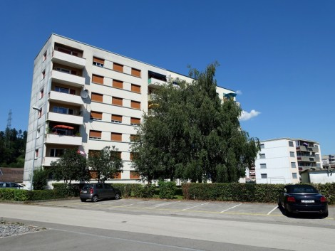 Appartement de 3,5 pièces au 3ème étage