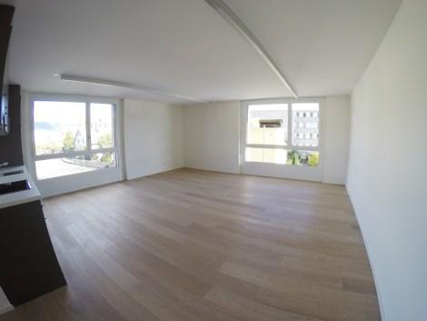 Studio neuf au 2ème étage en plein centre de Delémont