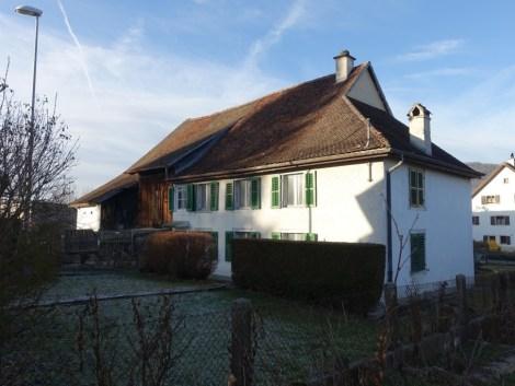 Habitation / ancien rural