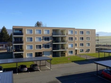Appartement de 2.5 pièces au sud de Delémont