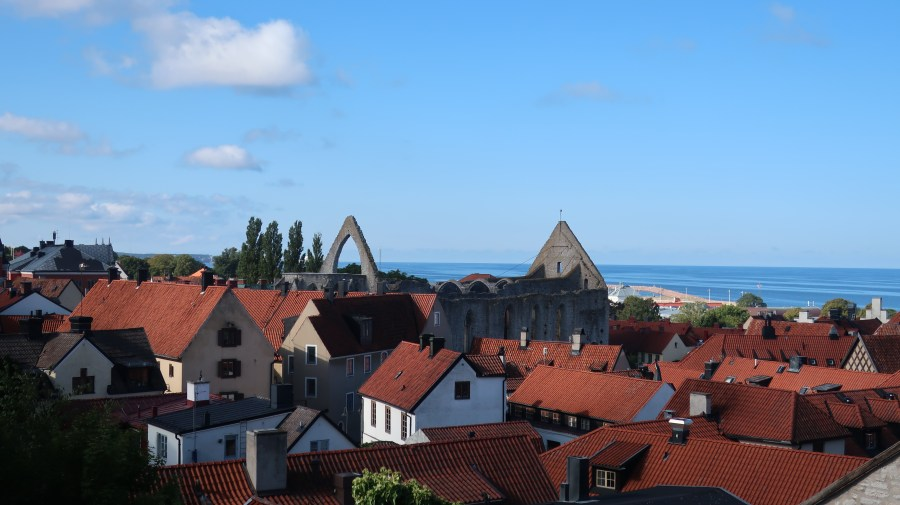 The magical town of Visby