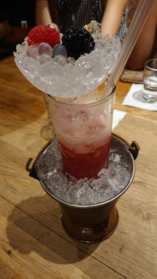 An innovative concept and drinks at Bar Stories