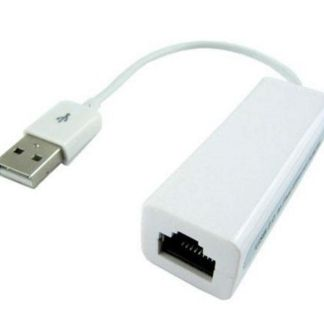Product image for Astrotek USB to RJ45 Ethernet LAN Network Adapter Converter Cable 15cm