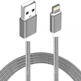 Product image for Astrotek 2m USB Lightning Data Sync Charger Cable