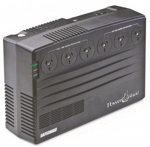 Product image for PowerShield SafeGuard 750VA/450W