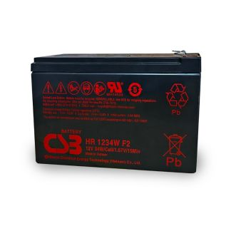 Product image for PowerShield 12 Volt Replacement Battery