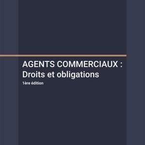 couverture livre sur agents commerciaux