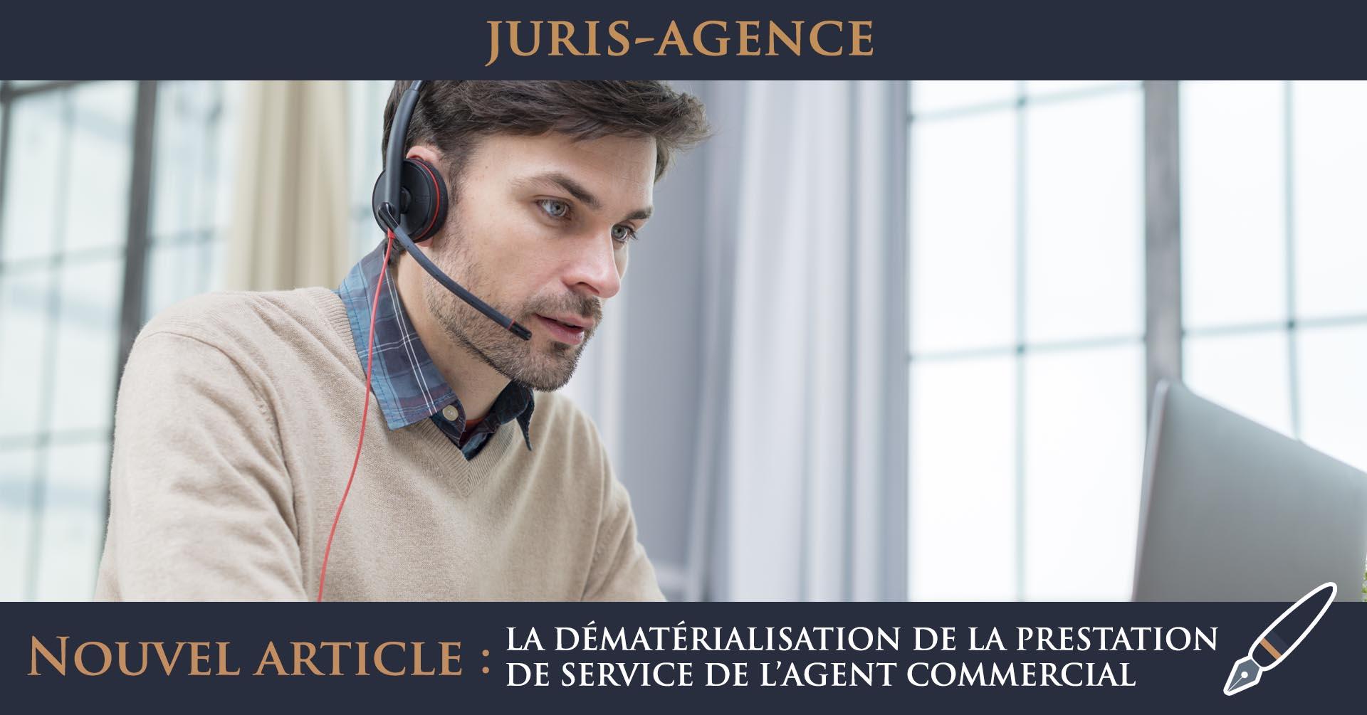 Télétravail agent commercial