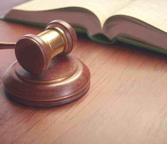Judge Hammer And Legislation Book