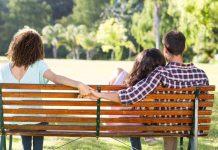 divisão de pensão por morte entre mulher e amante