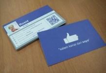 Pengalaman Pesan dan Cetak Kartu Nama Secara Online