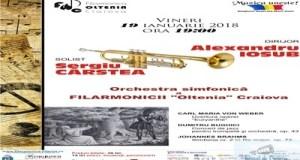 "Concert de jazz in prima auditie, la Filarmonica ""Oltenia"" Craiova 23"