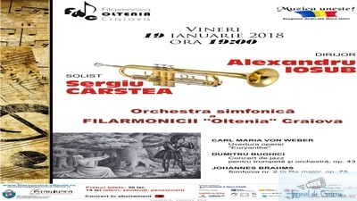 "Concert de jazz in prima auditie, la Filarmonica ""Oltenia"" Craiova 1"