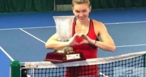 Tenis:Simona Halep, nominalizata la lovitura lunii martie 15