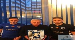 Fotbal : FC U Craiova a transferat 2 jucatori ! Robert Vaduva si Sorin Mogosanu sunt noile transferuri ! 5